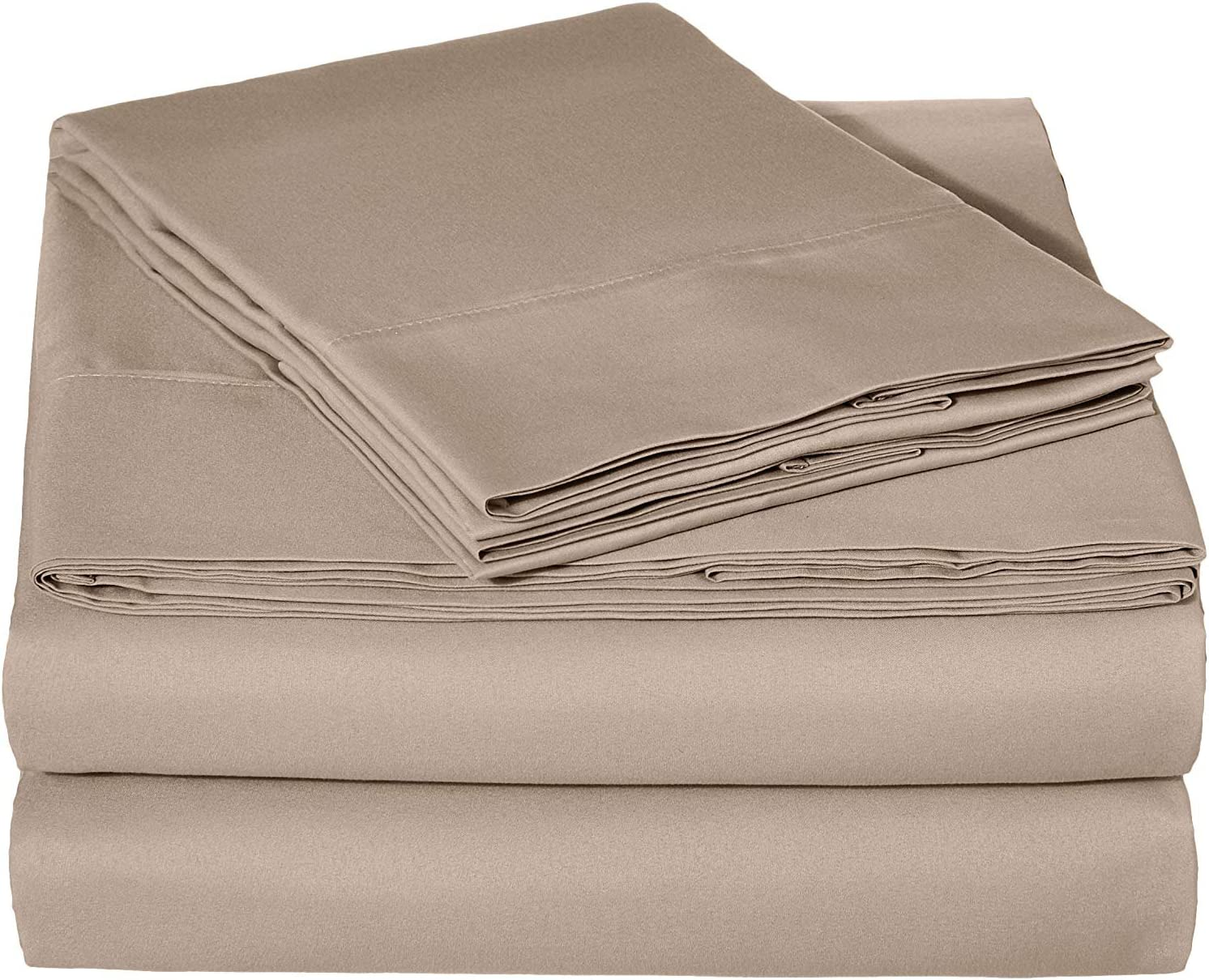 Kanak Bedding 誕生日 お祝い Solid Sheet Cotton 新作からSALEアイテム等お得な商品 満載 Set-King Size Set-Organic