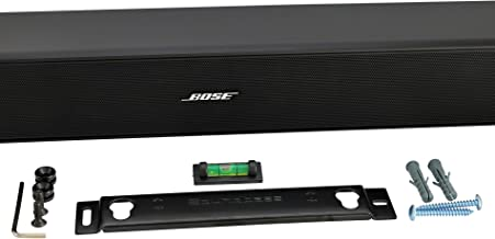 Best Solo 5 Wall Mount Kit for Bose Solo 5 Complete with All Mounting Hardware, Designed in The UK by Soundbass Review