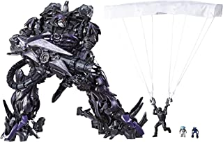 Transformers Toys Studio Series 56 Leader Class Dark of The Moon Shockwave Action Figure - Kids Ages 8 & Up, 8.5