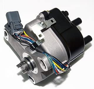 Brand New Compatible Ignition Distributor w/Cap & Rotor TD-60U TD60U for 92–96 HONDA PRELUDE 2.2L JDM H22A DOHC VTEC OBD1 100-3117429 31-17429 84-17426