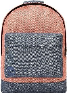 Premium Backpack Mochila Tipo Casual, 41 cm, 17 Litros, Herring T/Navy