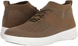 FitFlop Uberknit Slip-On High Top Sneakers
