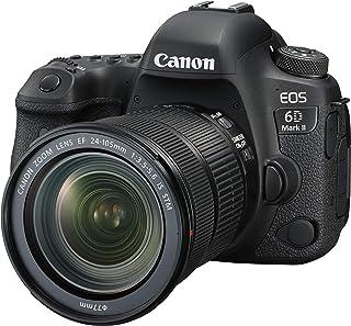 Canon デジタル一眼レフカメラ EOS 6D Mark II EF24-105 IS STM レンズキット EOS6DMK2-24105ISSTMLK-A