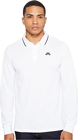Nike SB - SB Dry Long Sleeve Polo