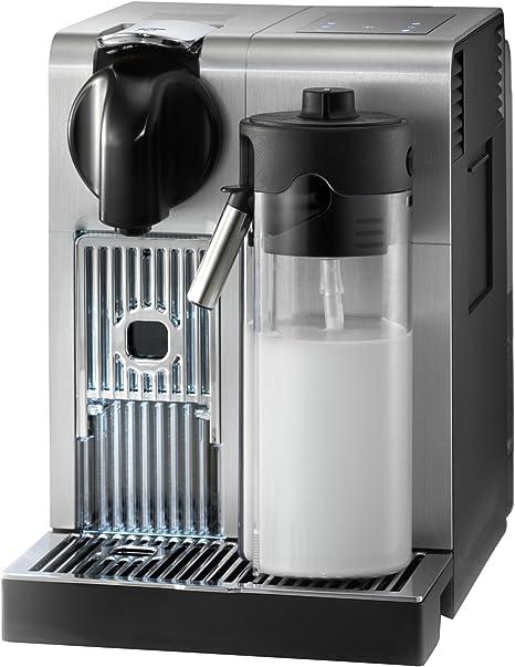 Nespresso Lattissima Pro Coffee and Espresso Machine by DeLonghi, Silver
