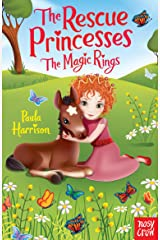 The Rescue Princesses: The Magic Rings Kindle Edition