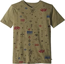 Wilderness Short Sleeve T-Shirt (Big Kids)
