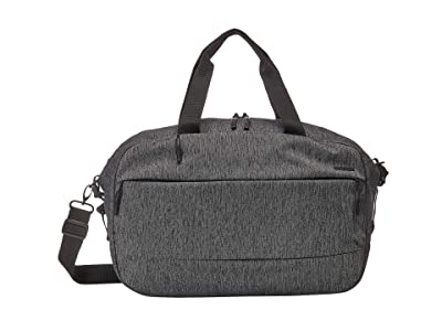 Incase City Duffel (Heather Black) Duffel Bags