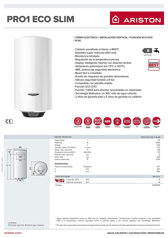 Ariston Pro Eco - pvctermopane.ro