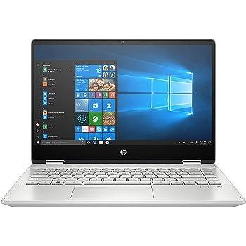"""HP Pavilion x360 Táctil - 14-dh1013ns - Ordenador portátil de 14"""" FullHD (Intel Core i7-10510U, 8GB de RAM, 512GB SSD, NVIDIA MX250-2GB, Windows 10 ) Plata natural - teclado QWERTY Español"""