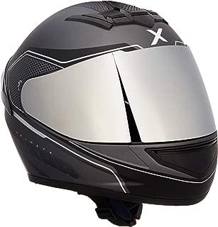 Axor Rage Ecco Dull Athena Grey Black Helmet-L