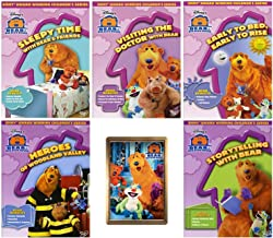Bear in the Big Blue House: Disney TV Series - The Purple Collection - 36 Selections of Episodes and Sing-Alongs with Bonus Art Card
