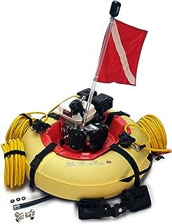AirLine's R360XL Hookah Dive System