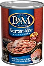 B&M Baked Beans, Boston's Best, 16 Ounce (Pack of 12)