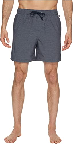 Original Penguin - Heathered Swim Trunk