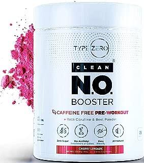 Nitric Oxide Supplement - Caffeine Free Pre Workout w L Arginine Citrulline Malate, Beet Root Powder & AAKG—Powerful Nitrous Oxide Booster for Keto Diet + Natural Stim Free Preworkout No2 Supplements