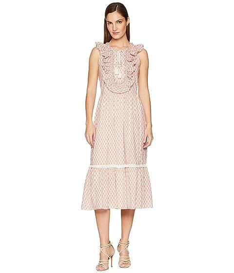 8fb609fb96a Kate Spade New York Arrow Stripe Lace-Up Dress at 6pm
