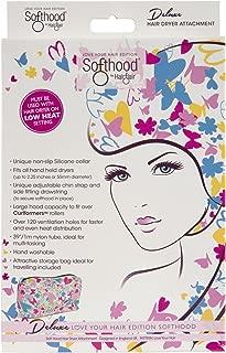 Bonnet Hood Hair Dryer Attachment Hair Flair Deluxe Softhood (Multi color)
