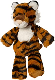 Mary Meyer Marshmallow Junior Stuffed Animal Soft Toy, 9-Inches, Tiger