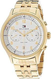 Tommy Hilfiger Men's Year-Round Analog Quartz Gold Watch, (1791390)