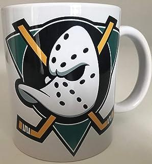 Mighty Ducks Tasse Accessoires Eishockey NHL Fan Team Anaheim