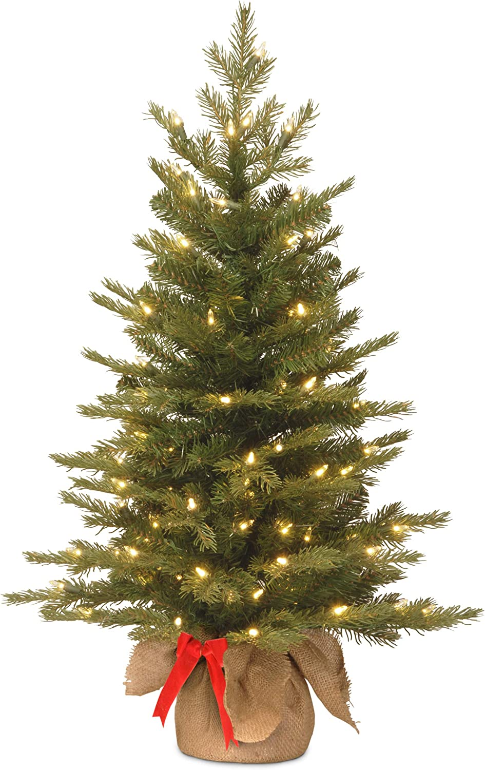 National Purchase Max 45% OFF Tree Company Pre-lit I Artificial Christmas Mini