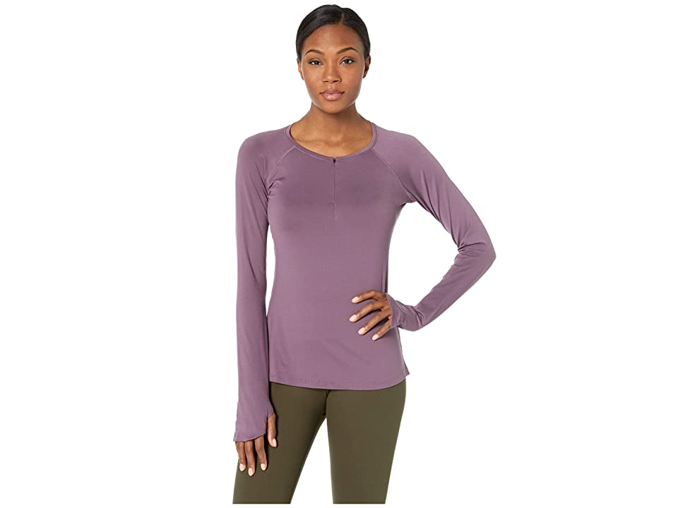 Marmot Nevis Long Sleeve Top (Vintage Violet) Women