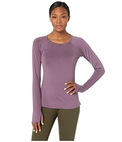 Marmot Nevis Long Sleeve Top (Vintage Violet) Women