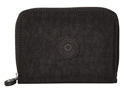 Kipling Money Love RFID Wallet (Black Noir) Handbags