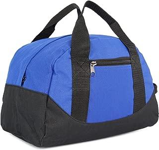 12 Mini Two Tone Duffle Bag