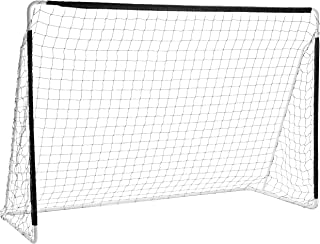 Ubon Large Soccer Goal Competition Soccer Nets 9.8 x 6.7 FT for Adults Backyard Training Practice Football Games