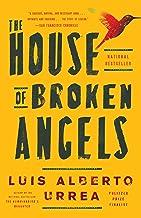 The House of Broken Angels (Thorndike Press Large Print Bill's Bookshelf)