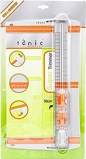 Tonic Studios 604 12-Inch Push Blade Super Trimmer