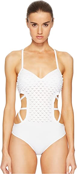 La Perla - Onyx Collection Non-Wired One-Piece