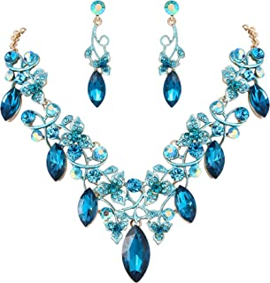 Best turquoise color jewelry Reviews