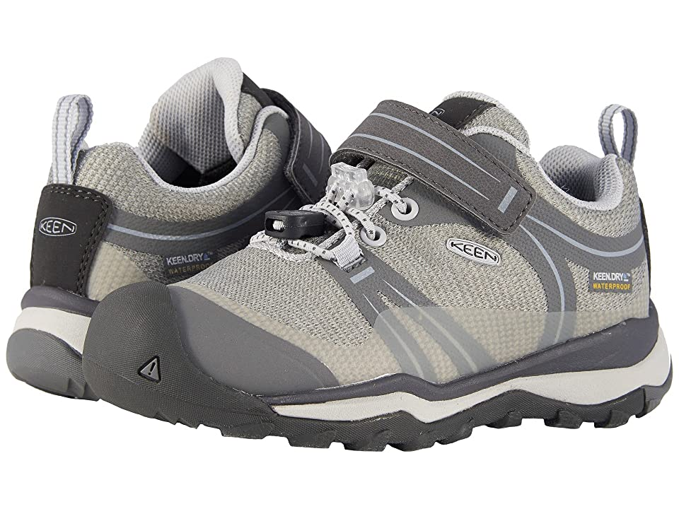Keen Kids Terradora Low WP (Toddler/Little Kid) (Gargoyle/Magnet) Girl