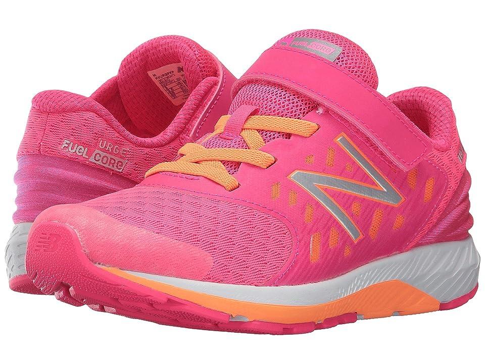 New Balance Kids Vazee Urge (Infant/Toddler) (Pink/Orange) Girls Shoes