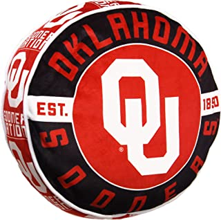 NCAA Oklahoma Sooners Cloud to Go StylePillow, Team Colors, One Size