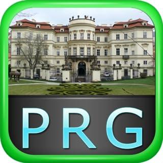 Prague Offline Map Travel Guide(Kindle Tablet Edition)