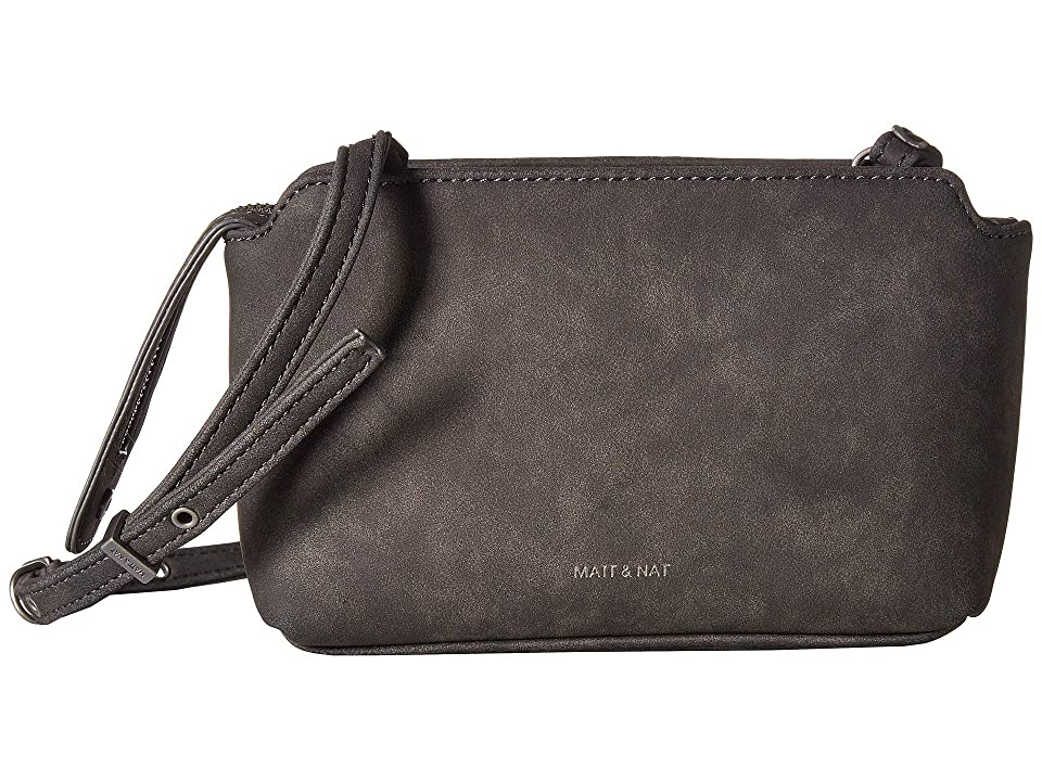 Matt & Nat Raven (Grey) Handbags