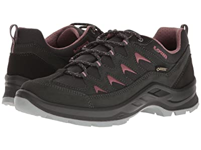 Lowa Levante GTX Lo (Anthracite/Rose) Women