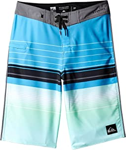 Quiksilver Kids - Highline Swell Vision Boardshorts (Big Kids)