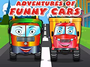 Adventures of Funny Cars