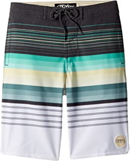 O'Neill Kids Sandbar Cruzer Superfreak Boardshorts (Big Kids)