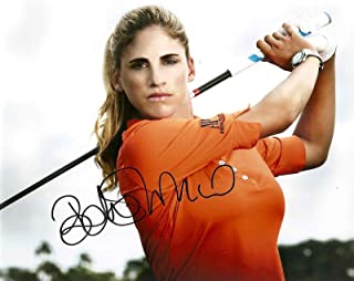 Signed Belen Mozo Photo - 8x10 W Proof! - Autographed Golf Photos