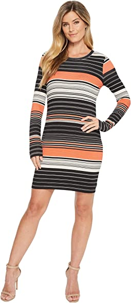 Ensenada Stripe Dress