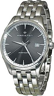 Hamilton H32451181 Silver 40mm Stainless-Steel Jazzmaster Mens Watch
