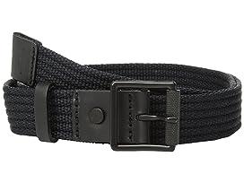 Slim Webbing Belt