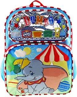 Dumbo 16 Full Size Backpack - Circus A16927
