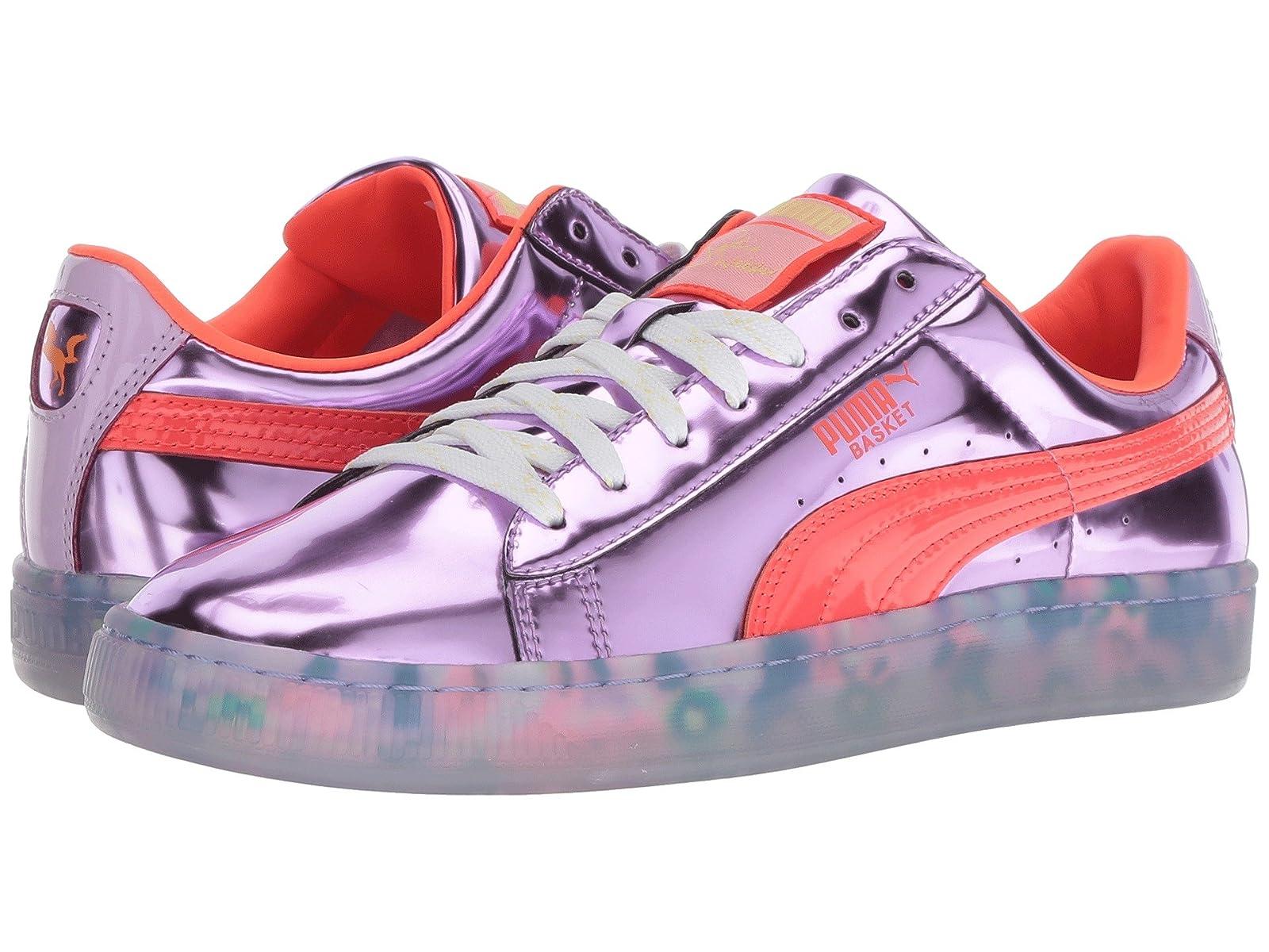 PUMA PUMA x Sophia Webster Basket Candy Princess SneakerAtmospheric grades have affordable shoes